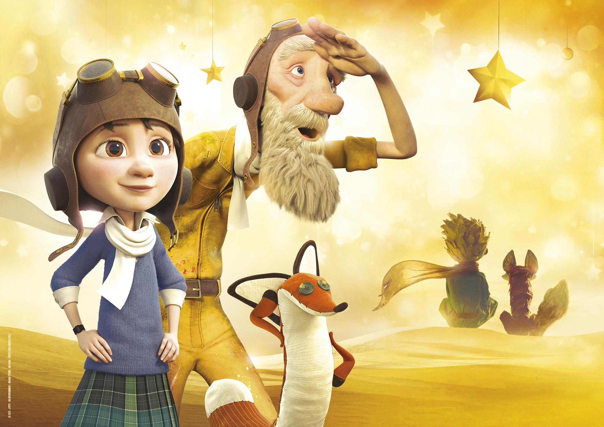 Le Petit Prince… et l'enfant en moi