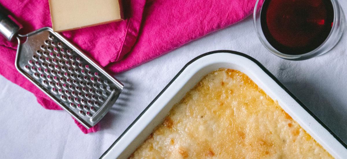 Gnocchi & Cheese